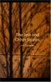 The Jew and Other Stories by Ivan Sergeevich Turgenev