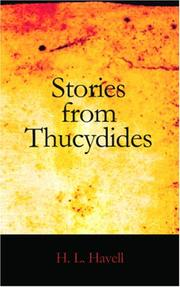 Cover of: Stories from Thucydides