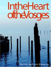 Cover of: In the Heart of the Vosges