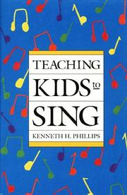 Cover of: Teaching Kids to Sing