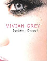 Cover of: Vivian Grey (Large Print Edition) | Benjamin Disraeli