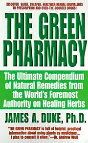 Cover of: The Green Pharmacy