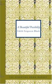 Cover of: A Beautiful Possibility