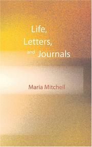 Cover of: Maria Mitchell
