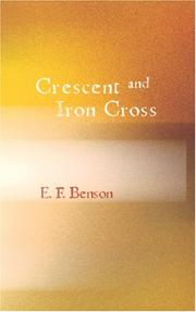 Cover of: Crescent and Iron Cross