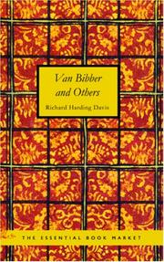 Cover of: Van Bibber and Others | Richard Harding Davis
