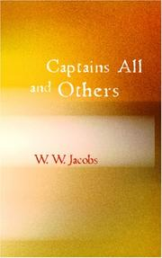 Cover of: Captains All and Others