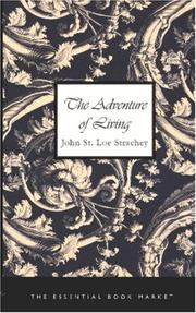 Cover of: The Adventure of Living