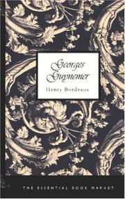 Cover of: Georges Guynemer