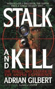 Cover of: Stalk and kill