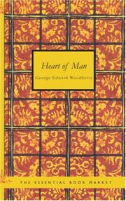 Cover of: Heart of man