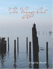 Cover of: The Voyage Out (Large Print Edition) by Virginia Woolf