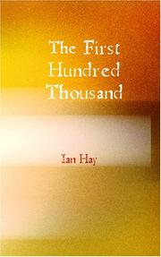 Cover of: The First Hundred Thousand