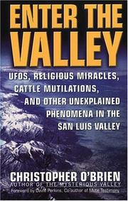 Cover of: Enter the valley