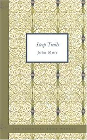 Cover of: Steep Trails