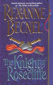 The Knight of Rosecliffe by Rexanne Becnel