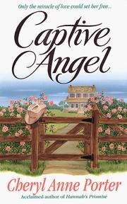 Cover of: Captive Angel | Cheryl Anne Porter