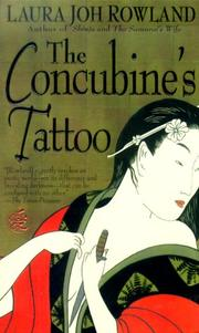 Cover of: The Concubine's Tattoo (A Sano Ichiro Mystery)