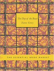 Cover of: The Day of the Beast
