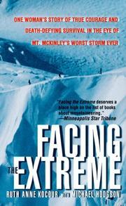Cover of: Facing The Extreme | Ruth Anne Kocour