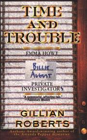 Cover of: Time and trouble
