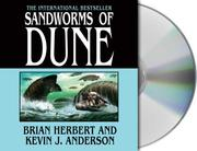 Cover of: Sandworms of Dune | Brian Herbert