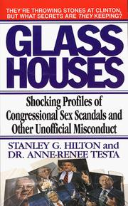 Cover of: Glass houses