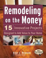 Cover of: Remodeling On the Money