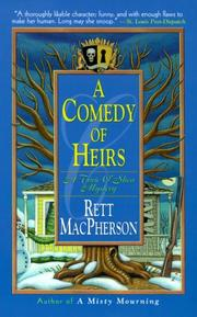 Cover of: A Comedy of Heirs (A Torie O