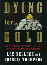 Cover of: Dying for gold