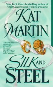 Cover of: Silk And Steel | Kat Martin