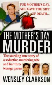 Cover of: The mother's day murder