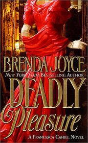 Cover of: Deadly pleasure