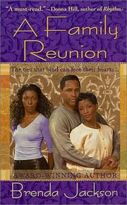 Cover of: A family reunion