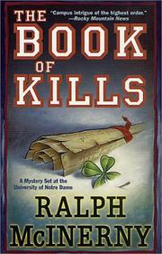 Cover of: The Book of Kills