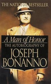 Cover of: A Man of Honor