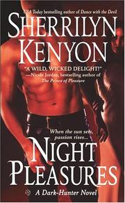 Cover of: Night pleasures (A Dark Hunter Novel, Book #1)