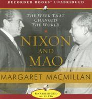 Cover of: Nixon and Mao