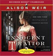 Cover of: Innocent Traitor: A Novel of Lady Jane Grey