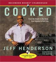 Cover of: Cooked | Jeff Henderson