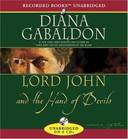 Cover of: Lord John and the Hand of Devils | Diana Gabaldon