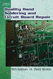 Cover of: Quality Hand Soldering and Circuit Board Repair