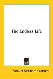 Cover of: The endless life