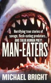 Cover of: Man-Eaters | Michael Bright