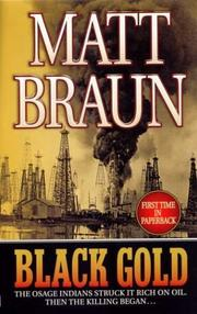 Cover of: Black gold
