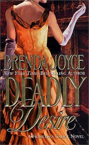 Cover of: Deadly desire