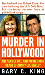 Cover of: Murder in Hollywood