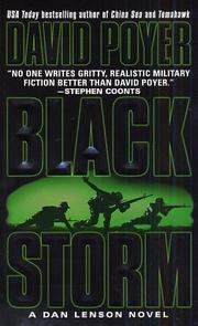 Cover of: Black storm