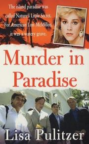 Cover of: Murder in paradise