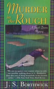 Cover of: Murder in the Rough